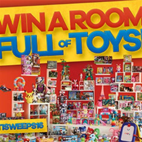 Toy Sweepstakes 2016 - win a room full of toys granny s giveaways