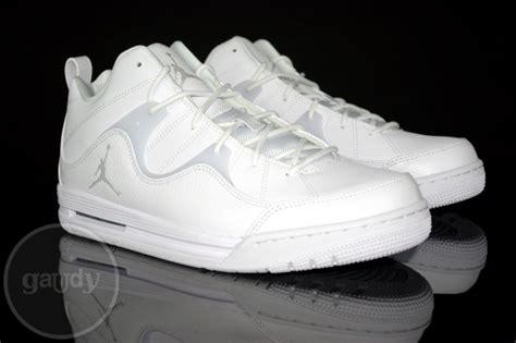 Harga Nike Air More Uptempo flight 45 white damskie