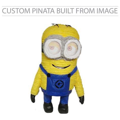 Custom Pinata minion custom pinata custom pinatas pinatas