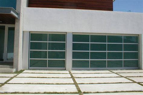 California Overhead Door California Line Glass Garage Doors