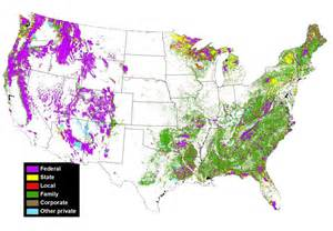 united states forest map forests reduce climate change