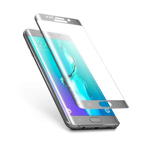 Tempered Glass S6 Edge curved glass galaxy s6 edge plus tempered glass screen