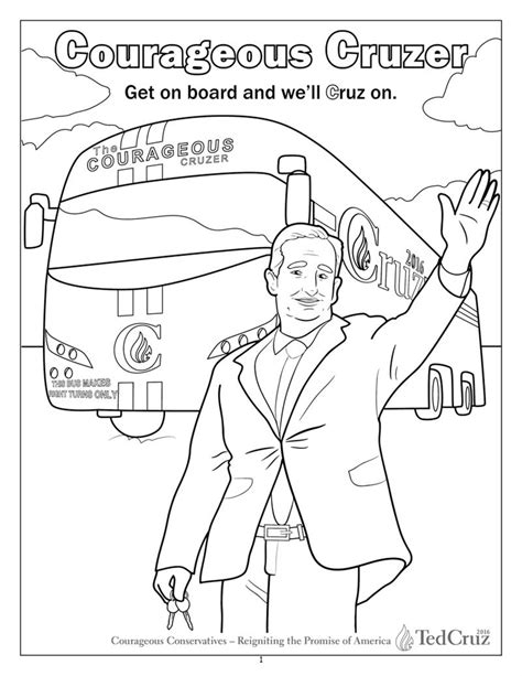 ted coloring book coloring books we c ted for president coloring and