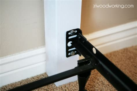 mounting headboard to bedframe pdf diy how to attach a headboard to a bed frame