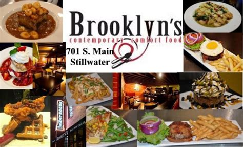 brooklyn comfort food 25 voucher for brooklyn s of stillwater gt ponca city deals