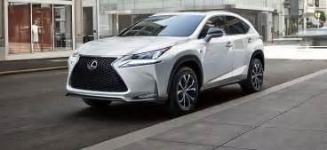 2016 lexus nx luxury crossover lexus