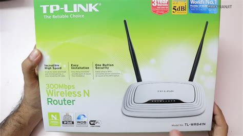 Router Wifi Tp Link Surabaya tp link n300 tl wr841n budget wifi router unboxing