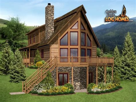 modular a frame homes a frame log cabin home plans a frame log cabin modular