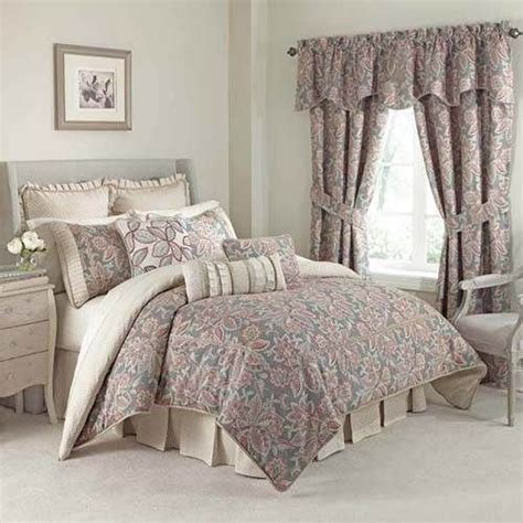 waverly comforter sets king size waverly treasure trove bedding jacobean floral by