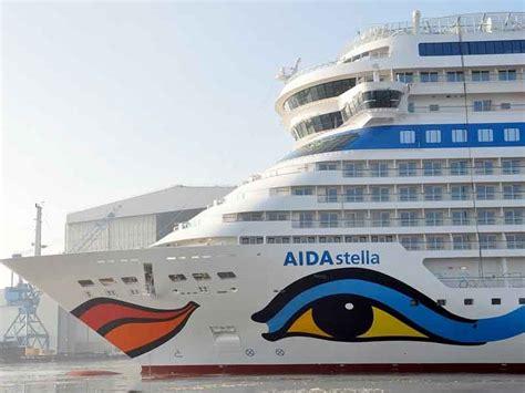 Aidaprima Gästeanzahl by Sea Travel
