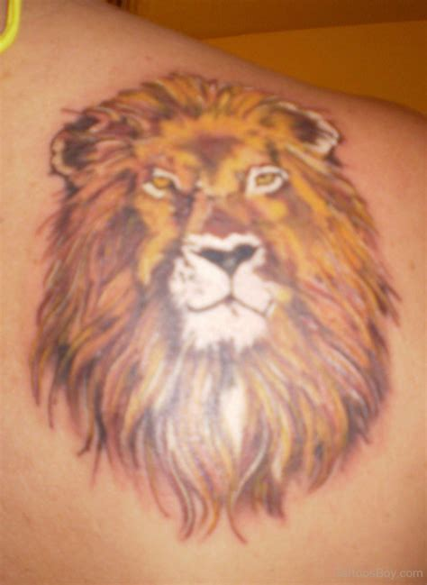 lion head tattoo design tattoos designs pictures page 5