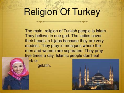 what was the main religion of the ottoman empire turkey presentation