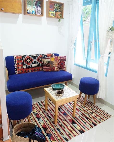 desain interior lu hias 41 ide warna cat ruang tamu yang cantik terbaru dekor rumah