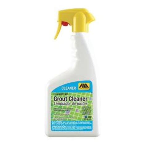 fila grout net 24 oz tile and grout cleaner 44750512ame