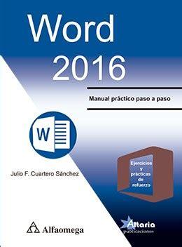 libro word  manual practico paso  paso