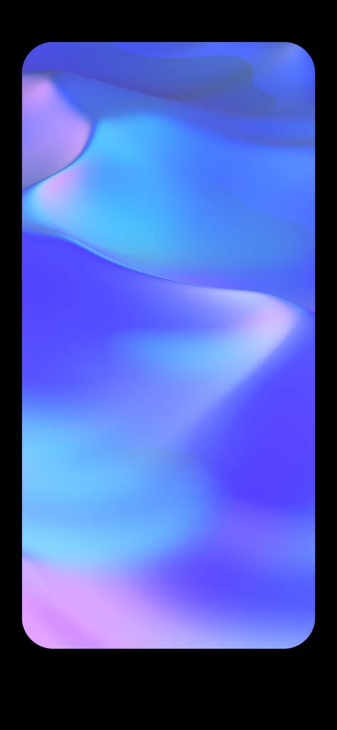 the edge of wallpaper won t stick hide the iphone x s intrusive notch with these wallpapers