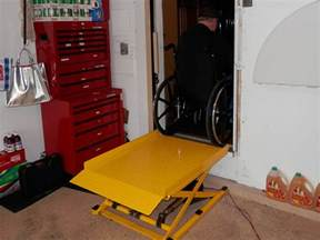 Chair Lifts For Home Startracks Home Wheelchair Platform Lift Home Standing Lift