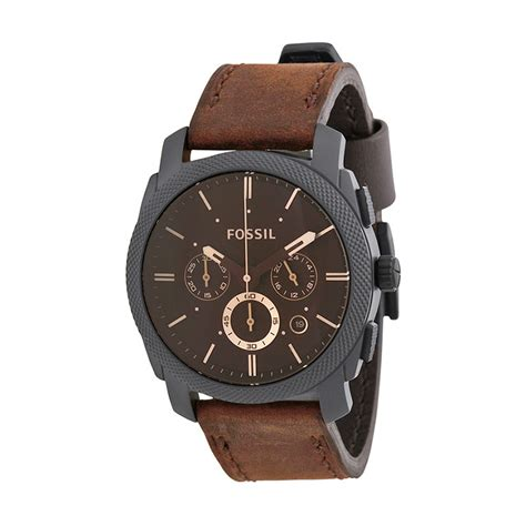 Jam Tangan Fossil Am 4578 jual fossil machine flight chronograph fs4656 jam
