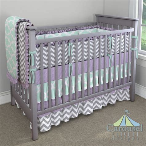 Solid Lavender Crib Bedding 1000 Ideas About Aqua Bedding On Pinterest Two Toned Walls Aqua And Comforters