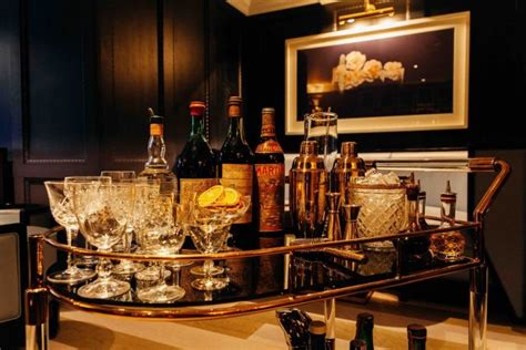 top 10 cocktail bars in london top 10 drinks trolleys in london