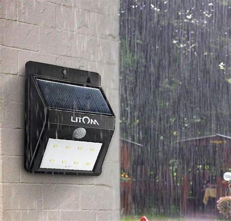wireless solar lights litom led wireless solar garden lights 187 gadget flow