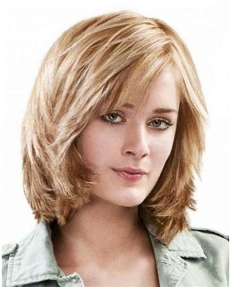 Medium Hairstyles With Bangs 2015 by 15 Medium Layered Bob With Bangs Bob Hairstyles 2015