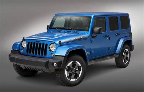 2014 Jeep Wrangler Polar Limited Edition Of 2014 Jeep Wrangler Polar To Appear In