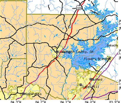 Forsyth County Ga Property Records Forsyth County Detailed Profile Houses Real Estate Cost Of Living Wages