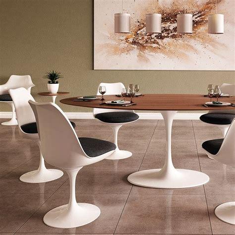 eames oval dining table as 25 melhores ideias de mesa saarinen oval no