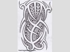 Islander Tribal Image Design Download Free Image Tattoo ... Easy Tribal Animal Drawings