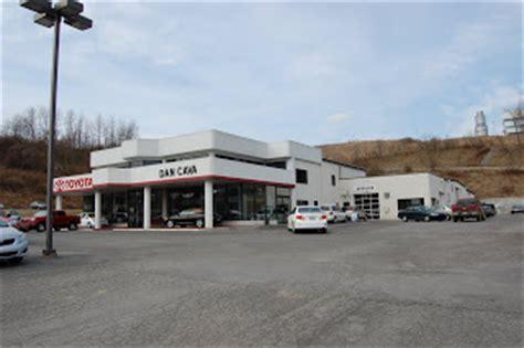 Dan Cava Toyota World Auto Dealerships Usa Dan Cava S Toyota World Fairmont
