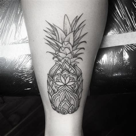 pineapple tattoo 25 best ideas about pineapple on