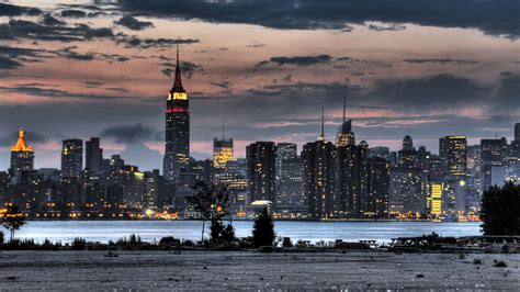 New York City Skyline Wallpapers High Quality   Download Free