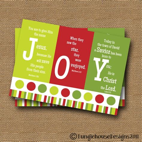 printable christmas cards with bible verses pinterest