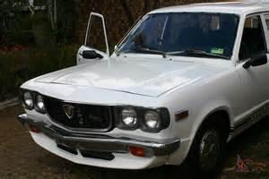mazda rx3 mazda 808 station wagon