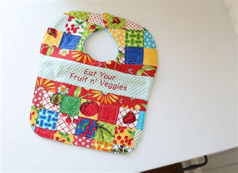 Quilted Baby Bibs Free Patterns by Patchwork Baby Bibs For Josephine The Cottage
