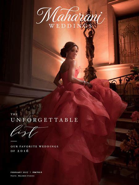 Best Wedding Magazines 2016 by Emagazine Maharaniweddings Best Of 2016 Magazine