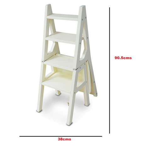 fold up step ladder click on the image to enlarge