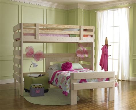 bunk bed girl bedroom ideas beautiful butterfly i shape bunk beds girls bedroom design