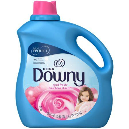 Downy Daring 1 5 Liter downy ultra liquid fabric softener april fresh 129 oz