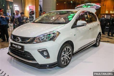 Cermin Belakang Myvi perodua myvi 2018 pakej lengkap aksesori gearup