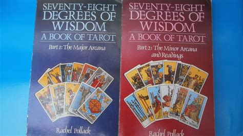 libro seventy eight degrees of wisdom new age mystical folklore only one copy of each book available