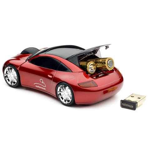 Wireless Sports Car Tvr Mouse by Classic Sportscar Wireless Computer Mouse Motor Mouse