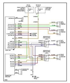 02 xterra stereo wiring diagram 31 wiring diagram images