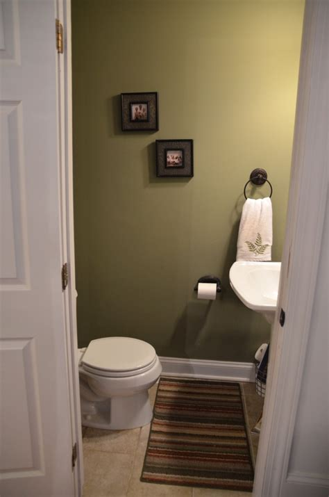 Half Bathroom Decorating Ideas Pictures by Half Bath Update Home Stories A To Z