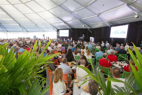 miami boat show industry breakfast sold out miami boat show innovation breakfast honors best
