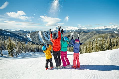fun in the snow your guide to family vacations on the