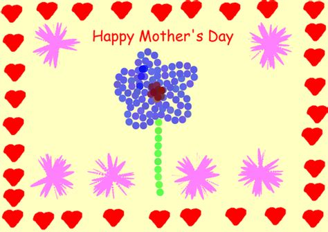 mothers day cards to make ks1 cards templates for ks1 new calendar template site
