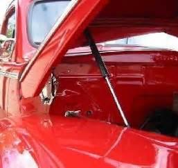 1941,1942,1946,1947,1948 ford & mercury hood lifters