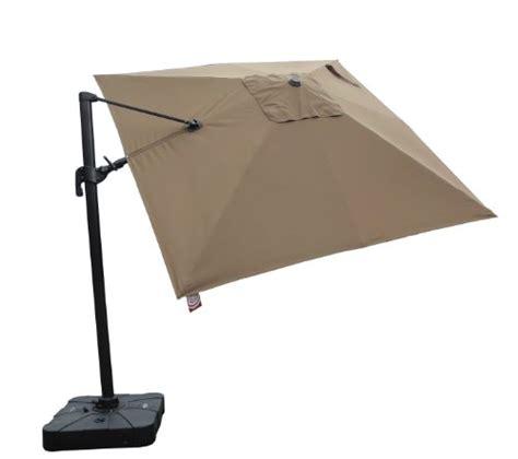 Not Sure If You Like Strong Camel 10 X10 Cantilever Patio Sunbrella Offset Patio Umbrella